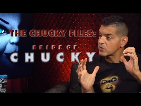 The Chucky Files- Don Mancini on BRIDE OF CHUCKY (1998)