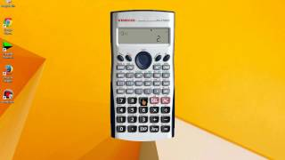 Scientific Calculator Portable. Ready to use!!!