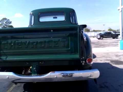 1954 Chevy 3100 Truck 5 Window Last Year Of This Body Style