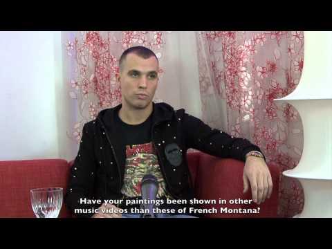 Interview de l'artiste Rá, le peintre des célébrités
