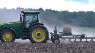 Murray Farms Fall Crop Tomatoes Plowing 1
