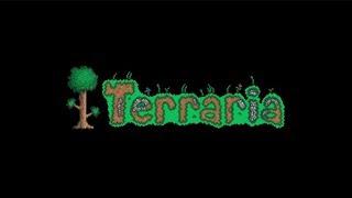 Террария прохождение игры Terraria серия #9(Босс, Король слизней, Большая часть видео без голоса.)