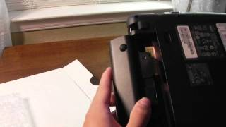 Acer Aspire One AO722-BZ480 Unboxing + Overview