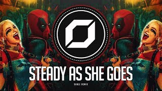 PSY-TRANCE ◉ The Raconteurs - 'Steady As She Goes' (SKAZI Remix)