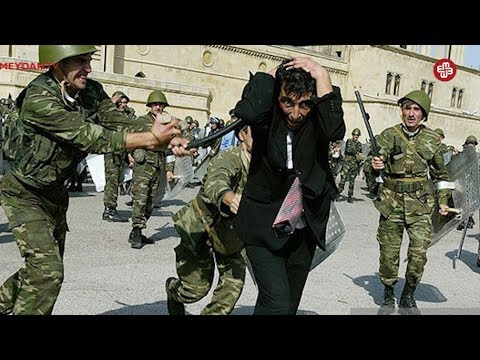 2003-cü il 16 oktyabr hadisələri - [GÖRMƏDİYİNİZ KADRLAR]