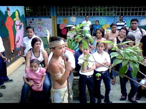 himno de venezuela en idioma warao Daniel Alvarez