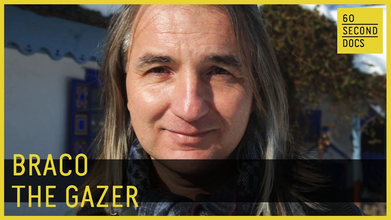 Braco The Gazer // 60 Second Docs