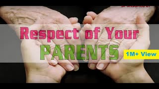 DON'T HURTS YOUR PARENTS    BEST EMOTIONAL VIDEO (Must Watch)