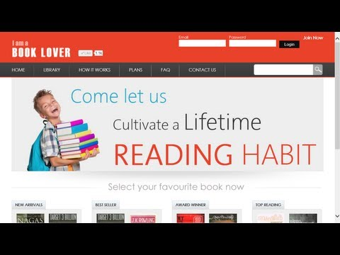 First online lending library in Trivandrum,www.iamabooklover.com
