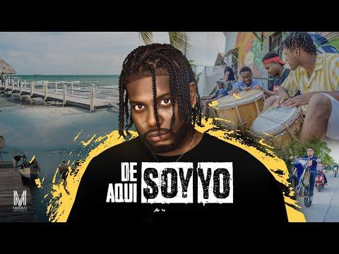 Tayl G - DE AQUI SOY YO (Official Music Video)