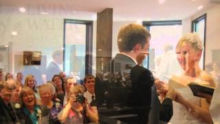 LIVING WATER MUSIC GREAT WEDDING GIVEAWAY   HEIDI & JESSIE DULUTH MINNESOTA   PART ONE