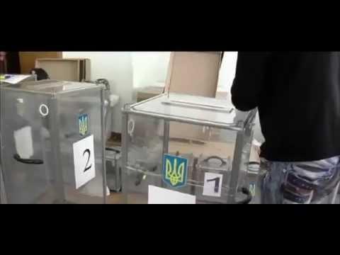 Ukraine eastern regions hold 'self-rule' vote Al Jazeera English