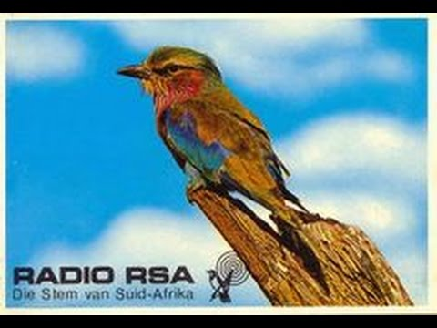 Radio RSA Shortwave Interval Signal 1977
