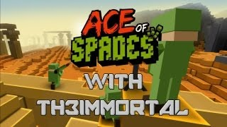 А я думав, що це нудно!!! Lets Play Ace Of Spades ep1