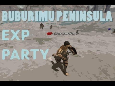 Buburimu Peninsula EXP Party - Nasomi Final Fantasy XI