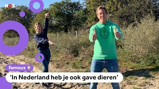 'Freeks Wilde Wereld' voor het eerst in Nederland opgenomen