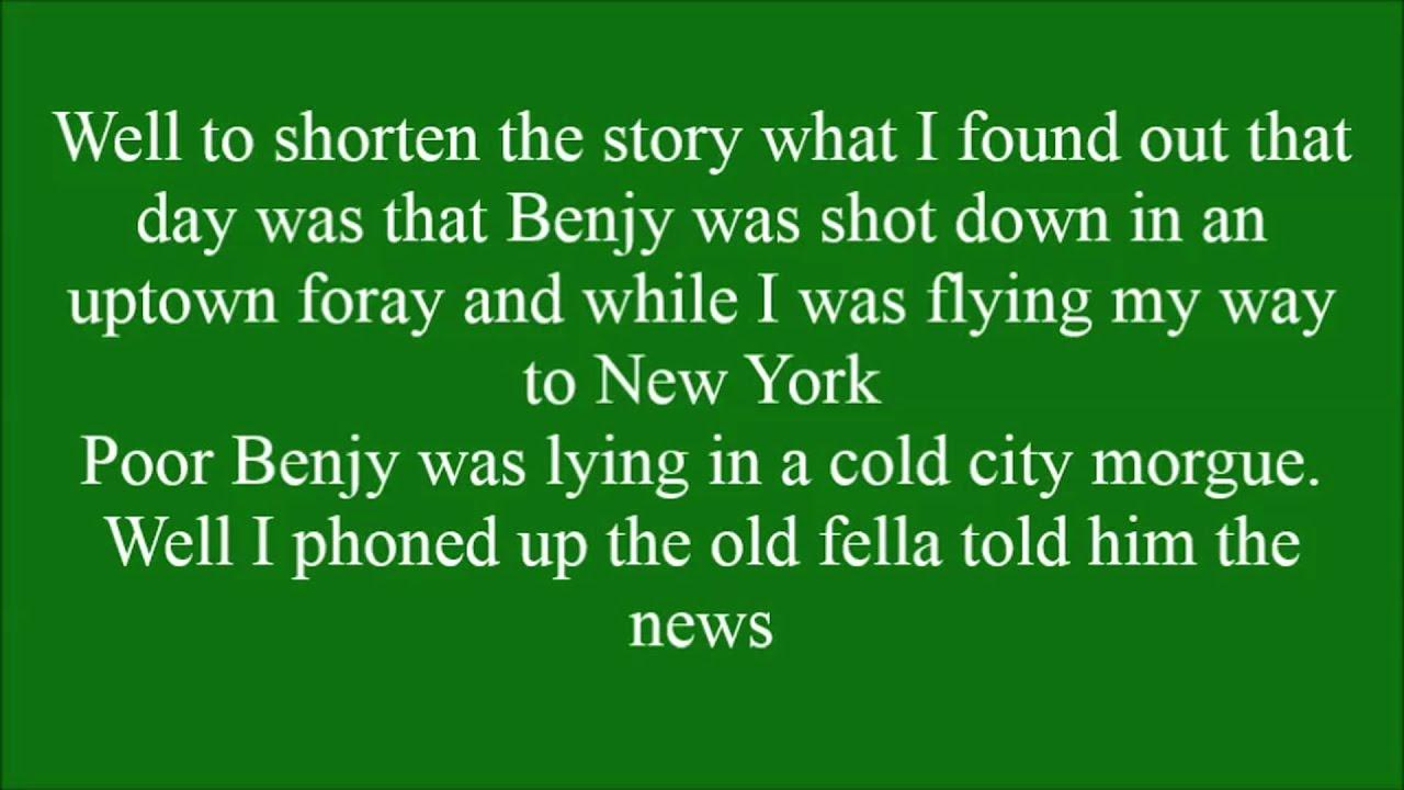 streets of new york with lyrics  youtube