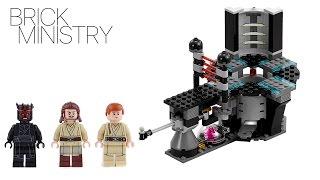 LEGO 75169 Star Wars ● DUEL ON NABOO