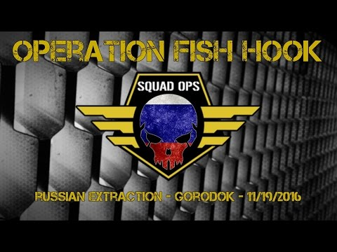 Squad Ops One Life Event | Operation Fish Hook [HIGHLIGHTS ONLY]