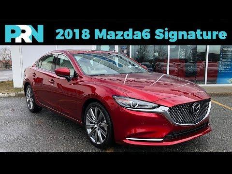 Suede & Leather Galore! | 2018 Mazda6 Signature | TestDrive Snapshot