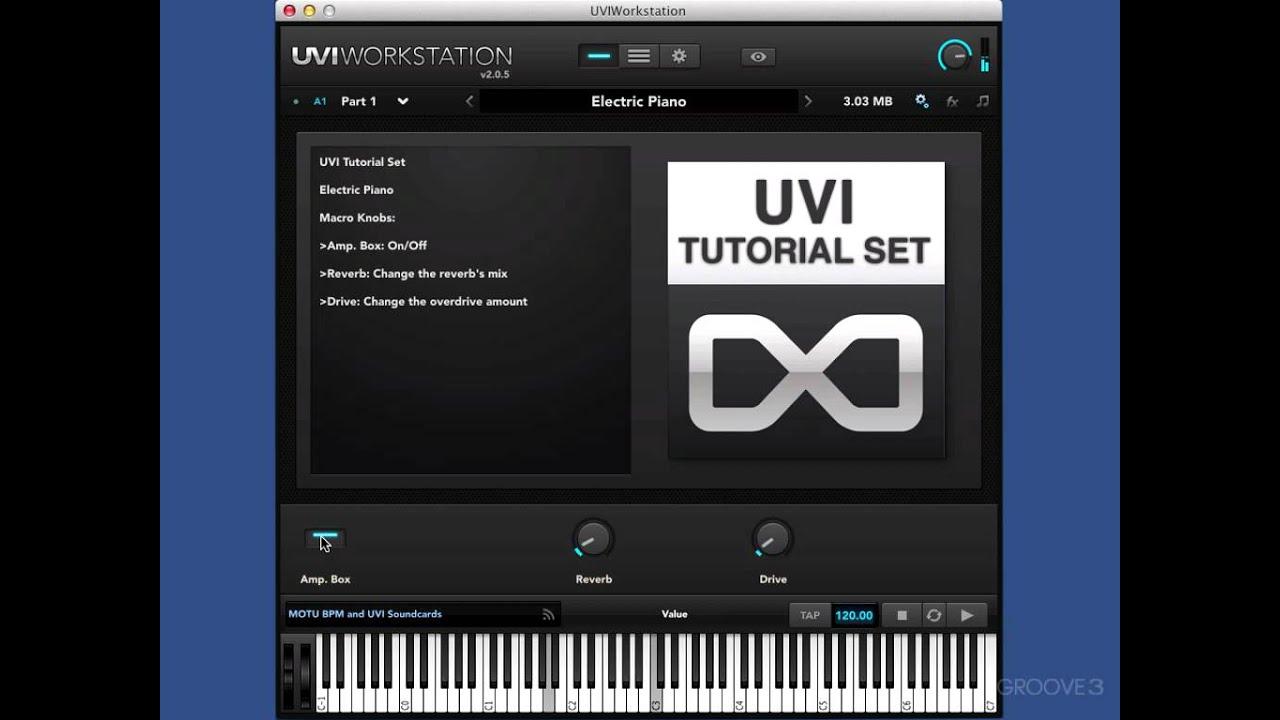 Get Going Fast - UVI Workstation Jump Start