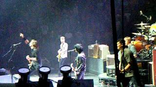 Foo Fighters and Joan Jett - Bad Reputation - Madison Square Garden,NYC 11-13-2011