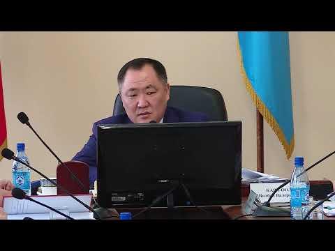 Аппаратное совещание: о дороге Абаза-Ак-Довурак-Кызыл