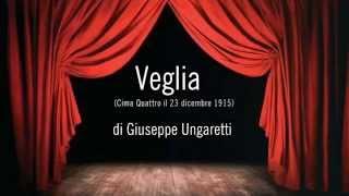"""""""Andrea Castello legge..."""" Veglia di Giuseppe Ungaretti"""