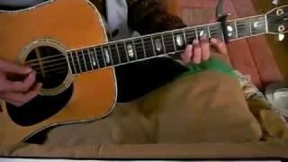 素人のギター弾き語り 今日の日はさようなら 森山良子 1967年.