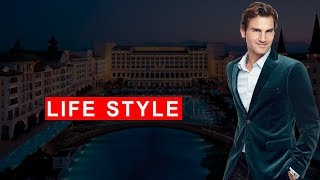Roger Federer Lifestyle, Rich Life, NetWorth, House, Private Jet, yacht, Brands, Biography