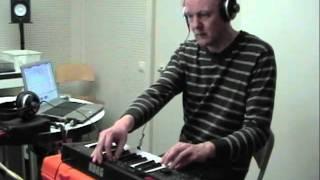 Bernhard Wöstheinrich Live-Improvisation Teil  2