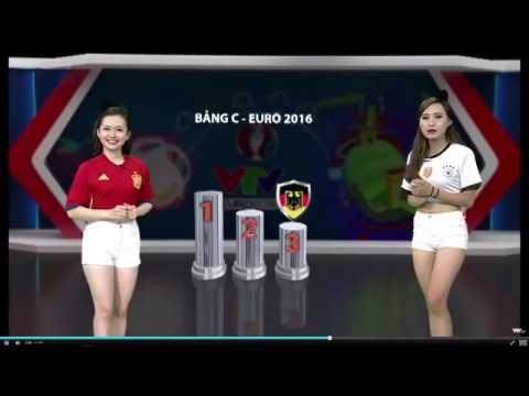 [GIẢNG VIÊN VIETSKILL] MC Dương Huyền – Bản tin thời tiết Euro 2016