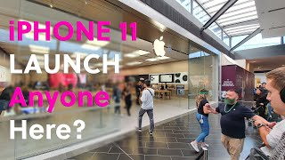 iPhone 11 Launch Day Apple Store - Anyone Here?