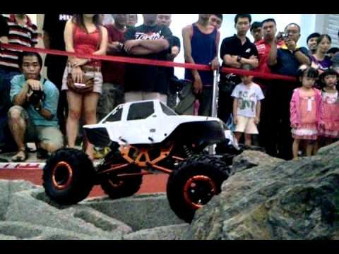 RC AX10 CRAWLER (RC X-TREAM OPEN CHALLENGE 2012)