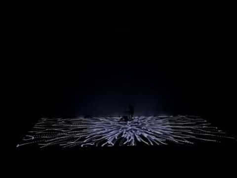 Thaeta / Movement-based interactive audiovisual performance