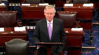 McConnell Praises University of Louisville Women