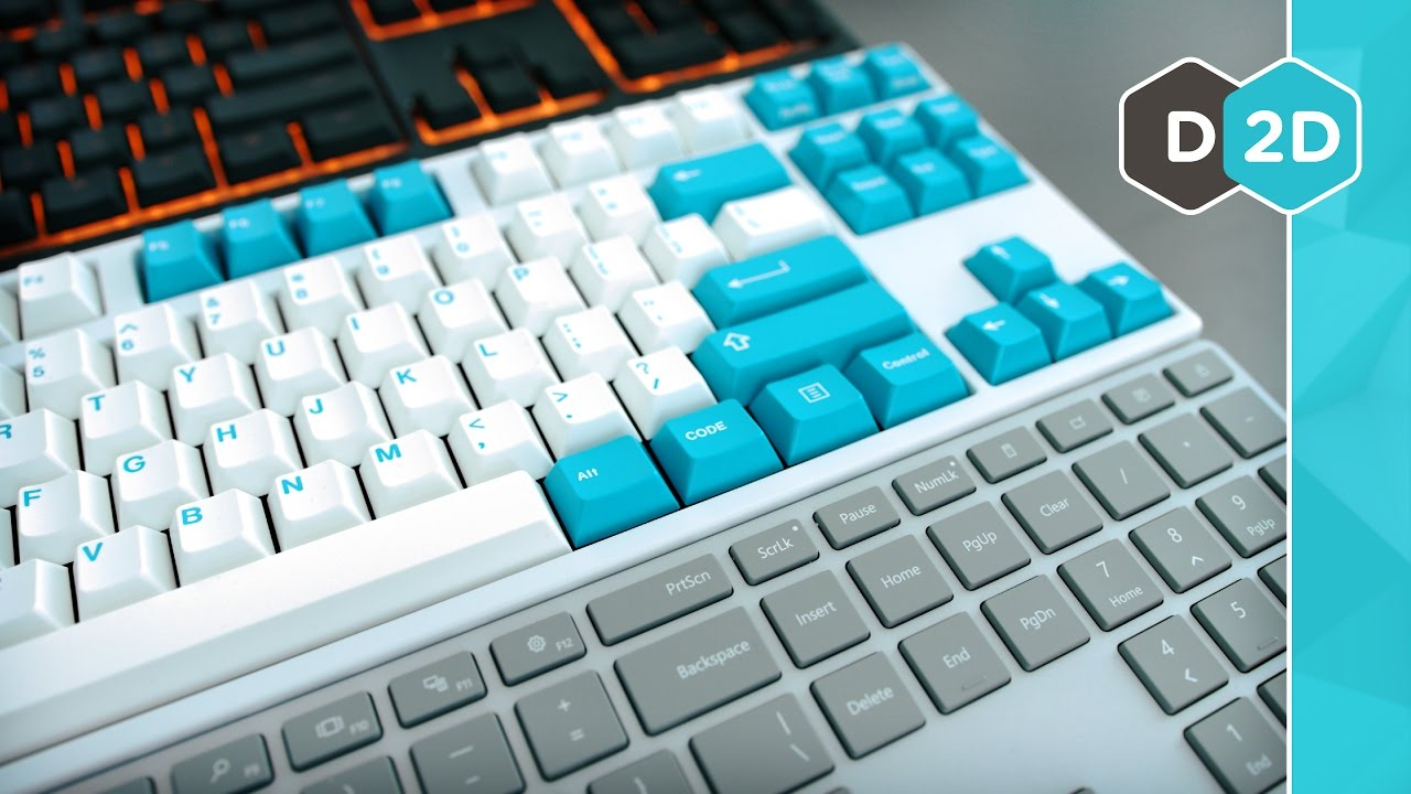 The Best Keyboard + Mouse Combo