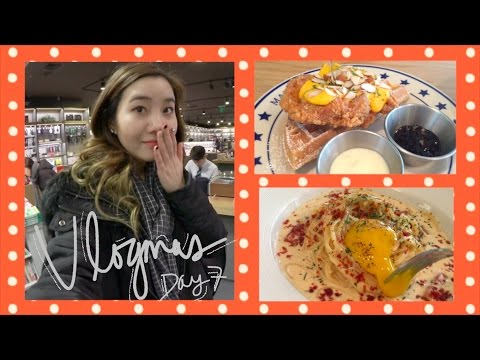 Mukbang in Gangnam! | JOANDAY #33