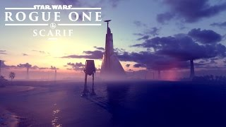 Rogue One: Scarif - A Star Wars Battlefront Cinematic - 4K Ultra 60 FPS