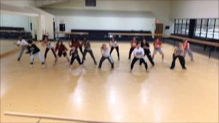 BW Urban Dance: Kanye West- New Slaves, Choreography by Laney Gilmore