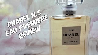 All About Chanel Number 5 Eau Premiere Fragrance | lusterings