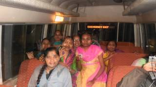 Professional School went to Yaganti & Mahanandi on 16th of December, 2015.