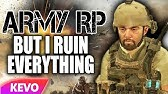 Us Military Base Invasion - Military RP Life EP3 (Raiding