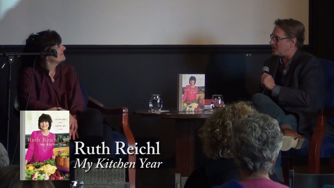Ruth Reichl Kitchen Year