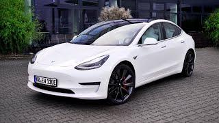 5 Gründe, warum ich ein Tesla Model 3 gekauft habe! - felixba