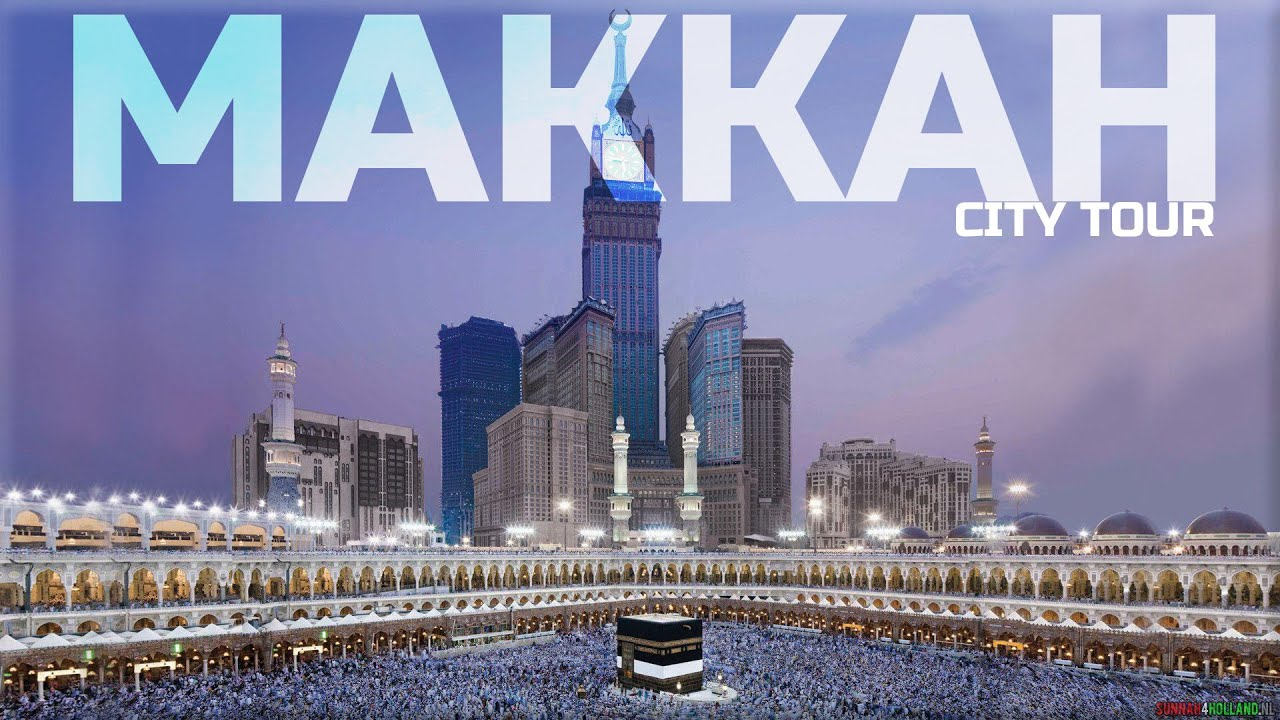 Umrah Banner: MAKKAH City Tour (Ziyarah Of Makkah City)
