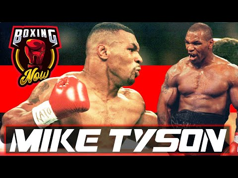 Mike Tyson Destroys Unknown Journeyman Mike Jameson