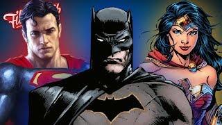 Die neuen BATMAN, SUPERMAN & WONDER WOMAN einfach erklärt - Das neue DC-ZEITALTER!