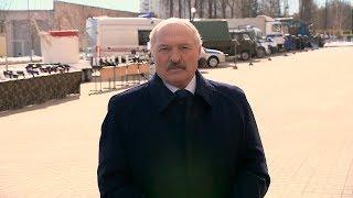 Лукашенко во время предстоящей посевной ждет от предприятий организованности и дисциплины