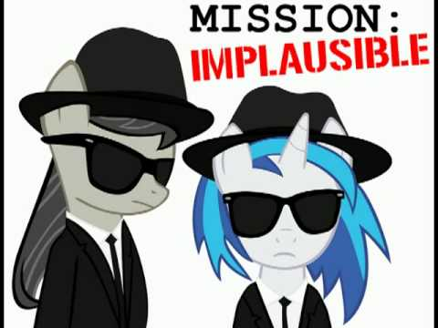 The L-Train - Mission: Implausible Theme
